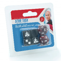 Star Trek Adventures RPG: Klingon Dice Set