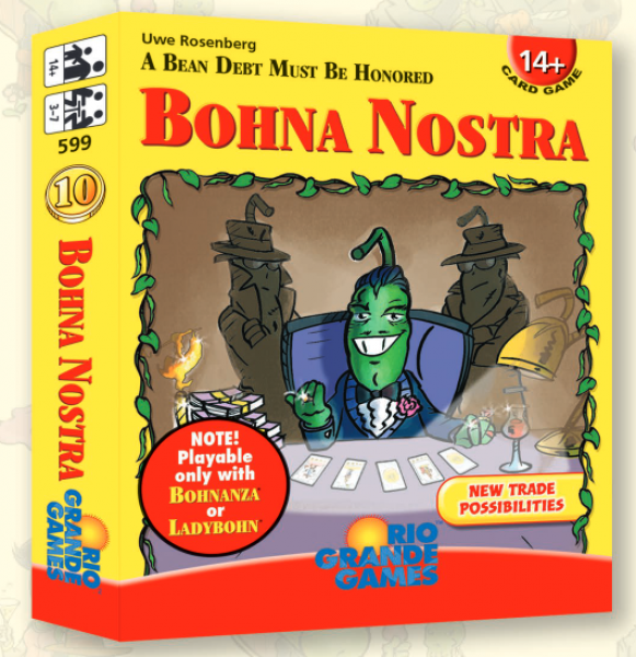 Bohnanza: Bohna Nostra Expansion
