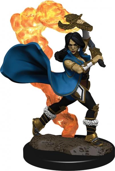 Pathfinder Battles: Premium Figures - Wave 2 Human Cleric Female