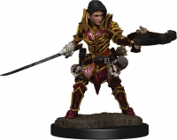 Pathfinder Battles: Premium Figures - Wave 2 Elf Paladin Female