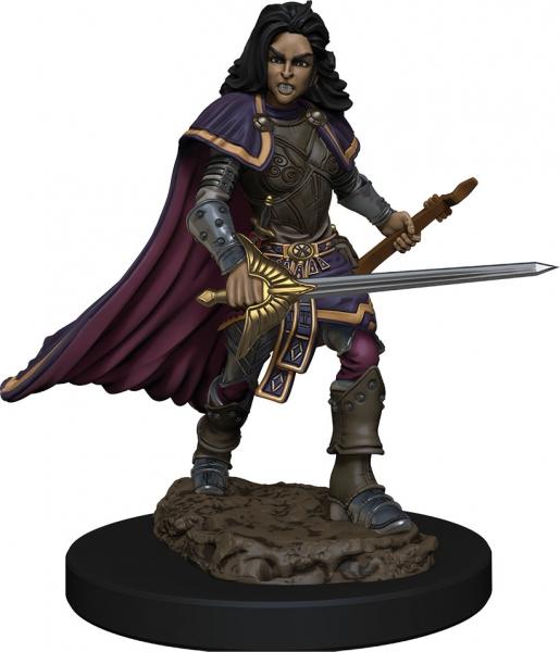 Pathfinder Battles: Premium Figures - Wave 2 Human Bard Female