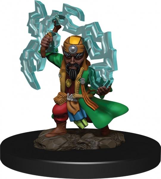 Pathfinder Battles: Premium Figures - Wave 2 Gnome Sorcerer Male