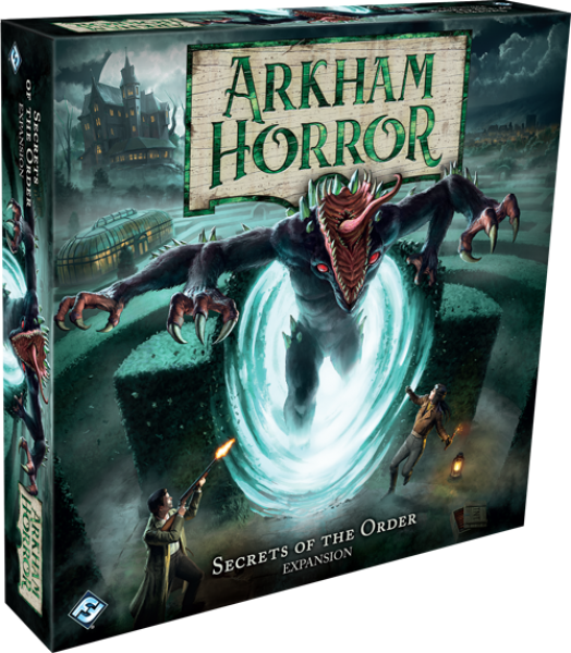 Arkham Horror Third Edition: Secrets of the Order