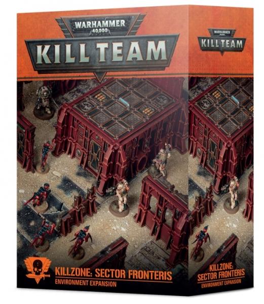 WH40K: Kill Team Killzone - Sector Fronteris Environment Expansion