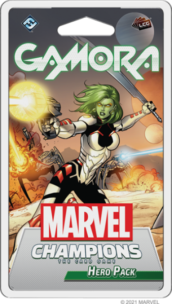 Marvel Champions LCG: Gamora Hero Pack