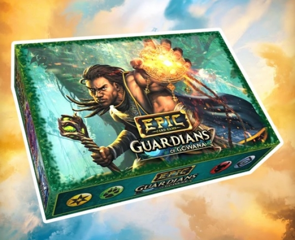 Epic Card Game: Guardians of Gowana
