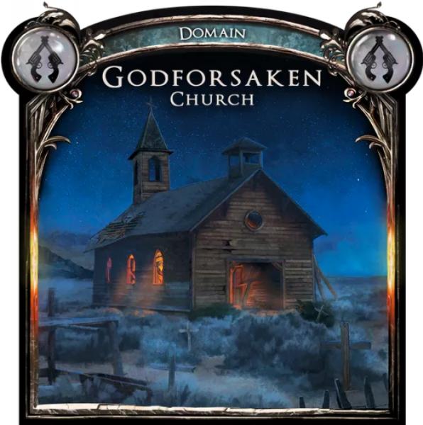 Sorcerer: Godforsaken Church Domain Pack