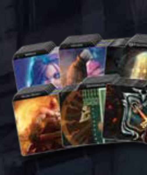 Sorcerer: Card Dividers