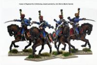 28mm Historical: Napoleonic Austrian Hussars 1805-15
