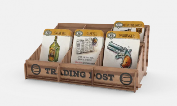 Western Legends: Trading Post