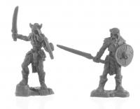 Reaper Bones Black: Rune Wight Warriors (2)