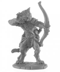 Dark Heaven Legends: Catfolk Ranger