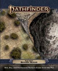 Pathfinder RPG: (Flip-Mat) Bigger Island
