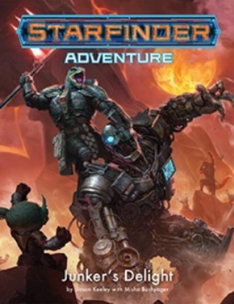 Starfinder RPG: (Adventure) Junker's Delight