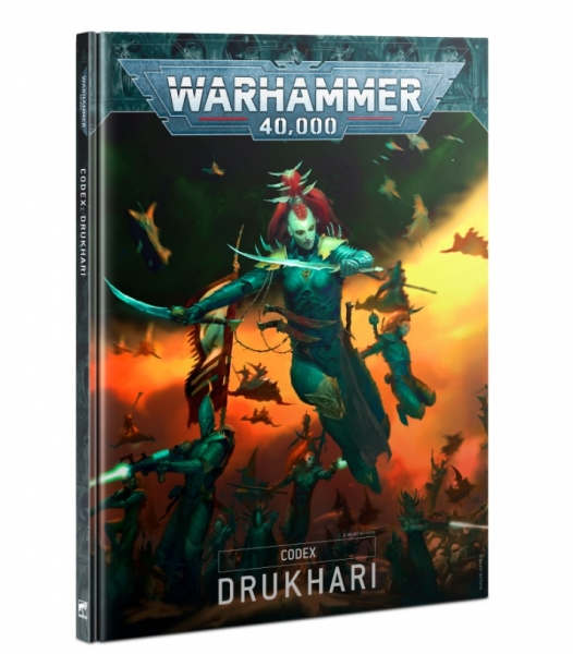 WH40K: Drukhari Codex (2021) (HC)
