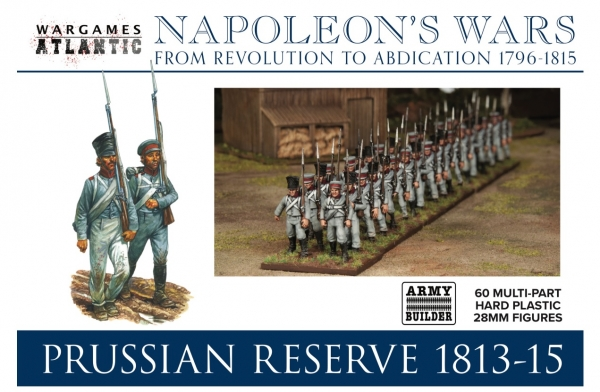 Napoleon's Wars: Prussian Reserve (1813-1815) (60)