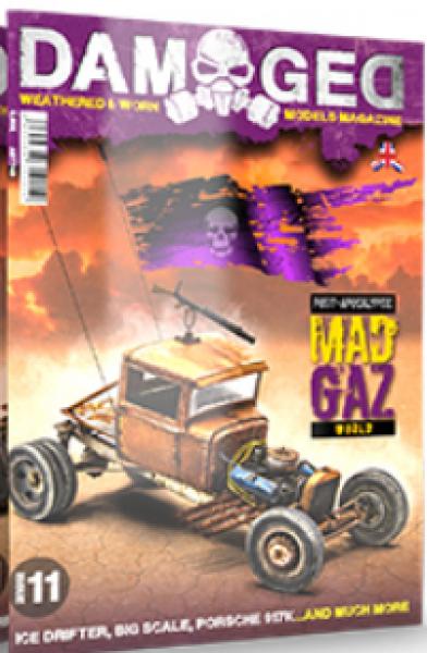 Damaged Magazine: Issue 11