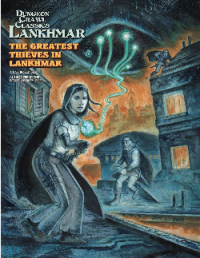 Dungeon Crawl Classics RPG: The Greatest Thieves in Lankhmar Boxed Set