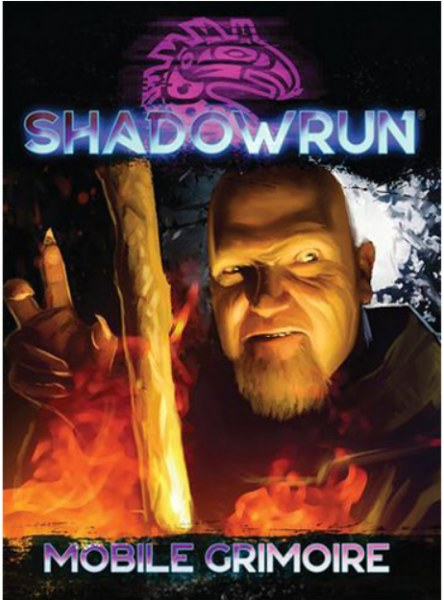 Shadowrun RPG 6th Edition: Mobile Grimoire Spell Cards