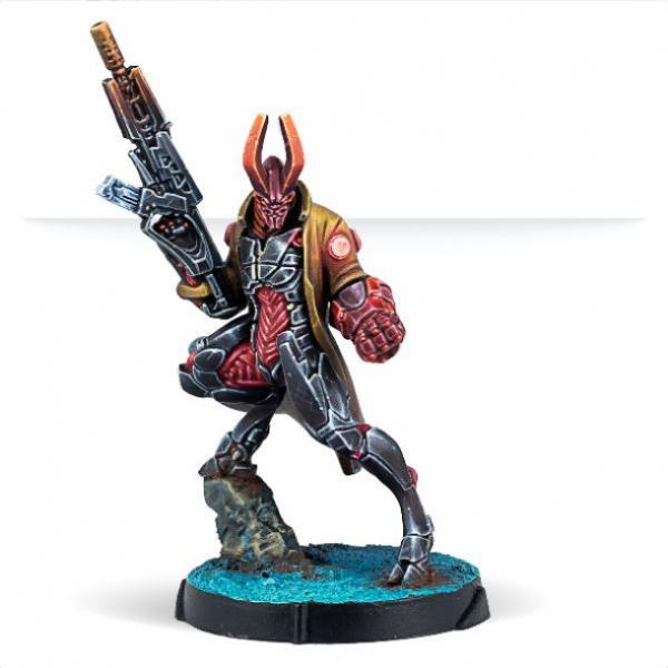 Infinity Codeone: Agent Dukash (MULTI Rifle)