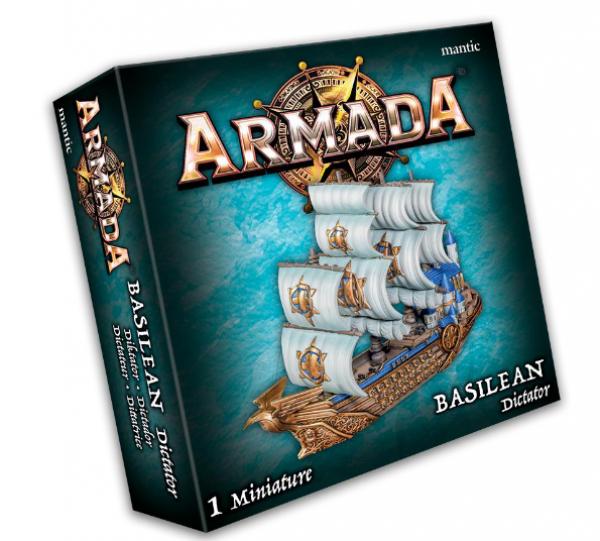 Armada: Basilean Dictator