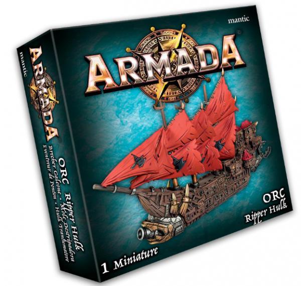 Armada: Orc Ripper Hulk