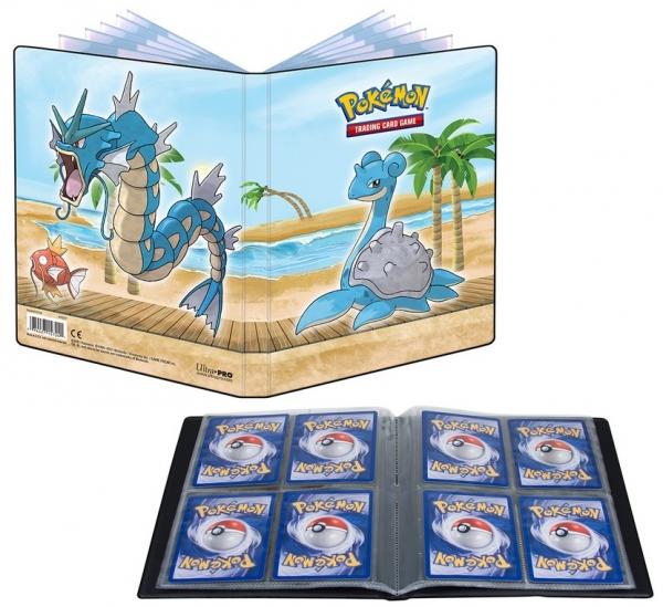 Pokemon CCG: Gallery Series Seaside 4-Pocket Portfolio