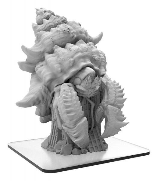 Monsterpocalypse: Ketos Crab – Tritons Building (resin/metal)