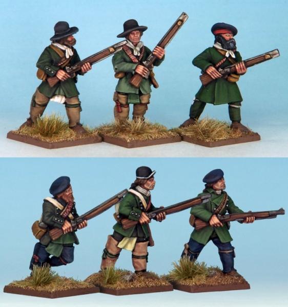 Muskets & Tomahawks: British Rangers #4 (6)