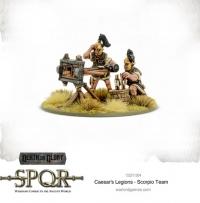 SPQR: Caesar's Legions - Scorpion Team