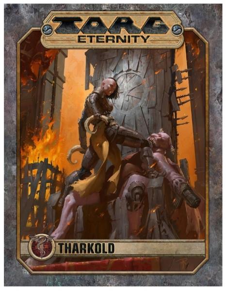 TORG Eternity RPG: Tharkold Sourcebook
