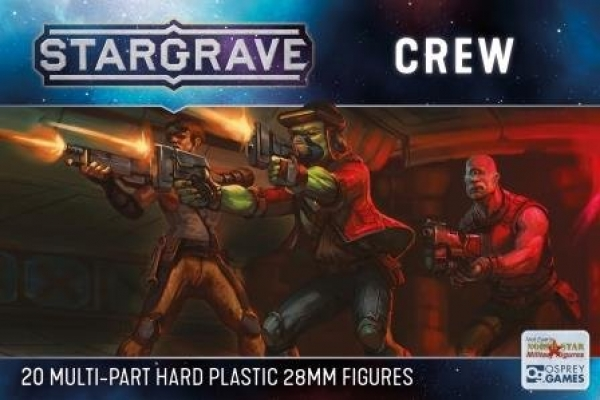 Stargrave: Crew Box Set