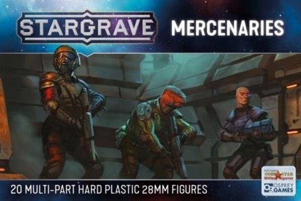 Stargrave: Mercenaries Box Set