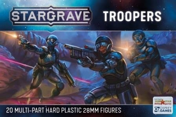 Stargrave: Troopers Box Set