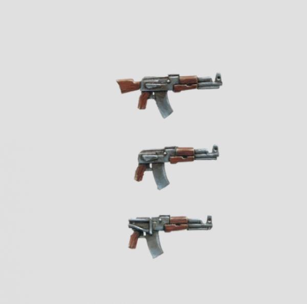MaxMini: AK Guns (10)