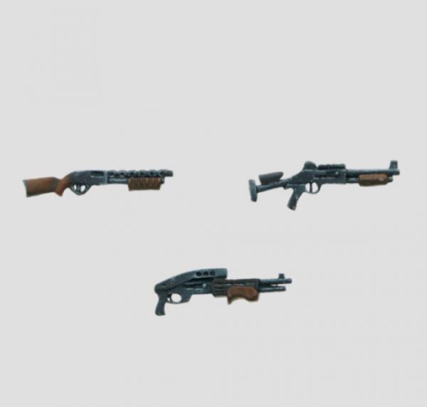MaxMini: Shotguns (10)