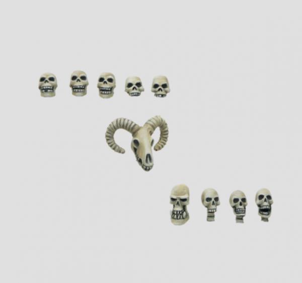 MaxMini: Skulls (10)