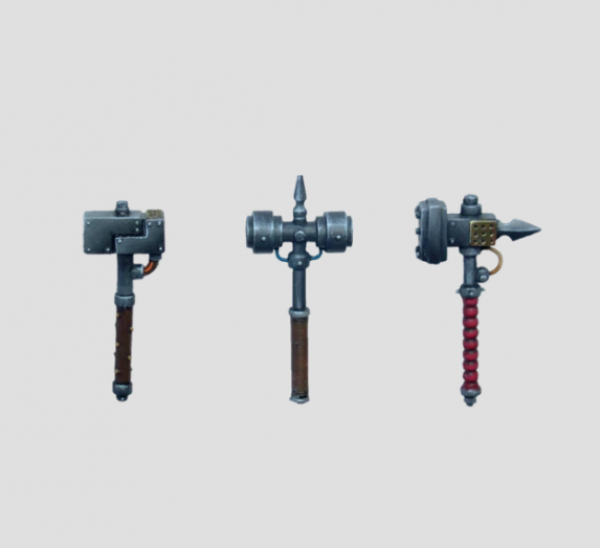 MaxMini: Mechanical Hammers Mk2 (10)