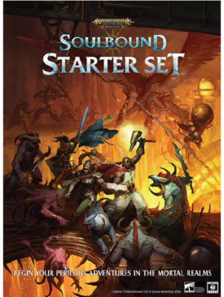 Age of Sigmar: Soulbound Starter Set