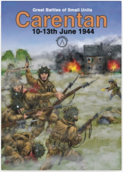 Carentan, 10-13th June 1944