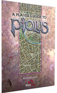 Ptolus - Players Guide