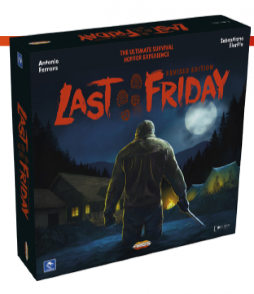 Last Friday (Revised Edition)