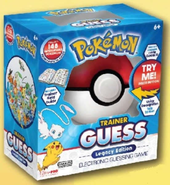 Pokemon Trainer Guess - Legacy Edition