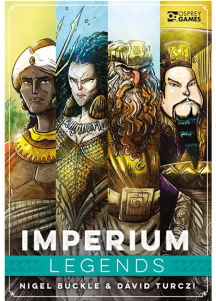 [Osprey Games] Imperium: Legends