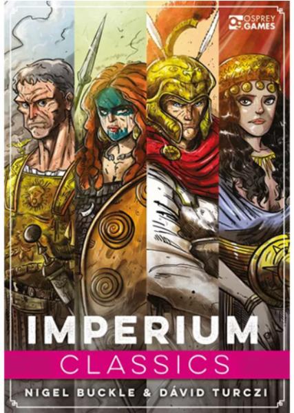 [Osprey Games] Imperium: Classics