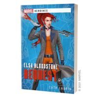 Marvel Heroines: Elsa Bloodstone [Novel]