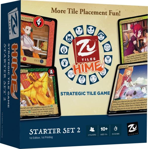 ZU Tiles: Hime, Starter Set 2