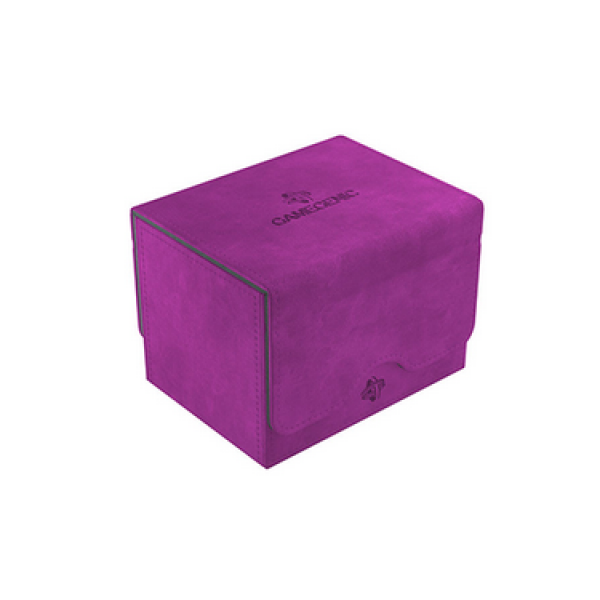 Gamegenic: Sidekick 100+ Card Convertible Deck Box - Purple