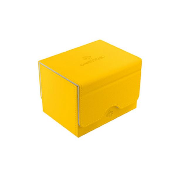 Gamegenic: Sidekick 100+ Card Convertible Deck Box - Yellow