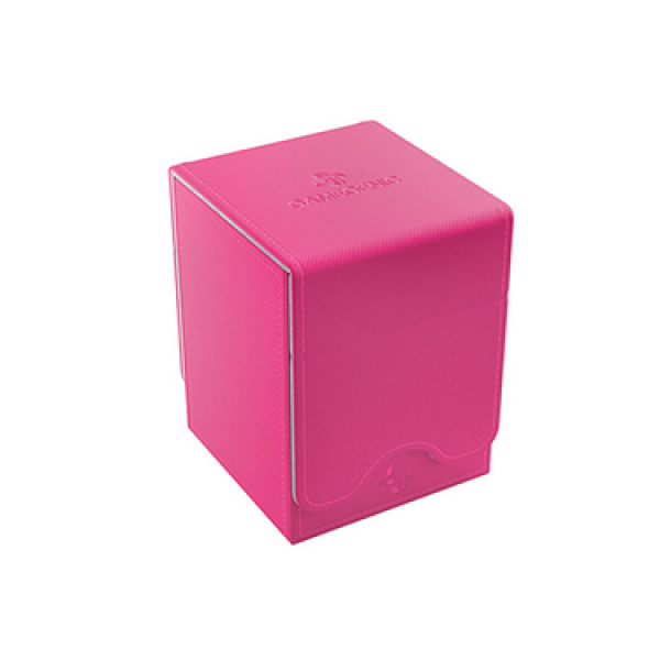 Gamegenic: Squire 100+ Card Convertible Deck Box - Pink